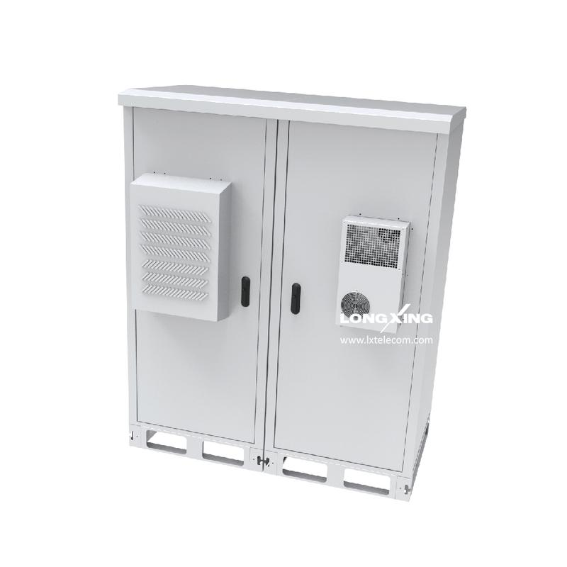 Dual Bay Easy Access Cabinet