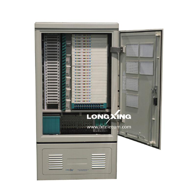 SMC Series Cross Connection Cabinet