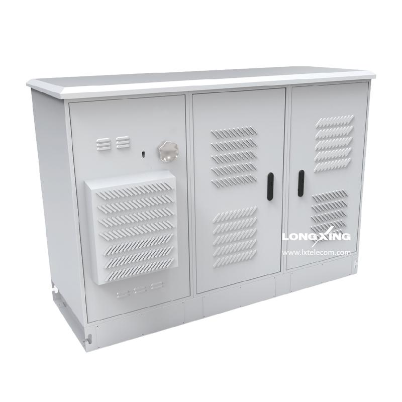 Multi-functional Tri-Bay Cabinet